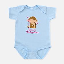 Future Babysitter Infant Bodysuit
