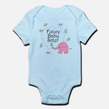 Future Babysitter Infant Bodysuit