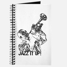Jazz it up-black Journal
