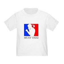 Cute Muay thai T