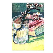 Van Gogh - Blossoming Alm Postcards (Package of 8)