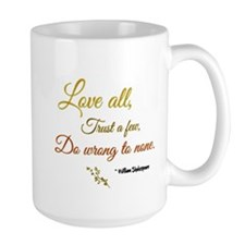 Love All ... Mugs