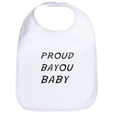 PROUD BAYOU BABY 2 Bib