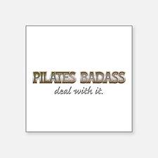 PILATES Sticker
