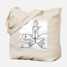 Ohms Volts and Amps at Play Tote Bag
