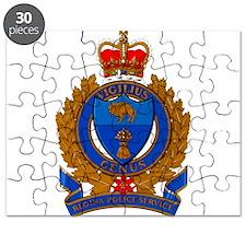 Regina Police Service Puzzle