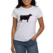 Angus Beef Cow Tee