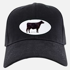 Angus Beef Cow Baseball Hat
