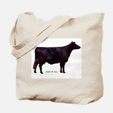 Angus Beef Cow Tote Bag