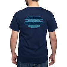 Mustache Madness for CDH Awareness! T-Shirt