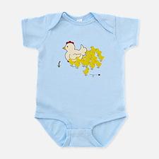 Hen & Biddies Infant Bodysuit