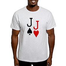 Pocket Jacks Poker T-Shirt