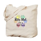Veterinary technician Totes & Shopping Bags