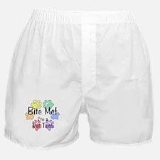 Bite Me! I'm A Vet Tech - Boxer Shorts