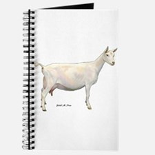 Saanen Dairy Goat Journal