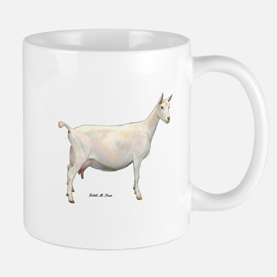 Saanen Dairy Goat Mug