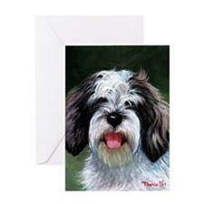 Grand Basset Griffon Vendeen Greeting Cards
