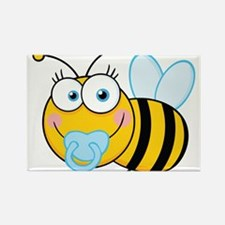 Baby Bee Magnets