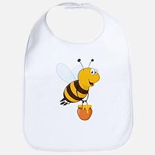 Honey Pot Bee Bib