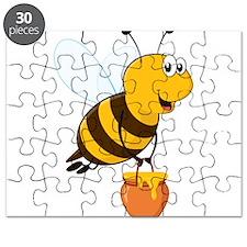 Honey Pot Bee Puzzle