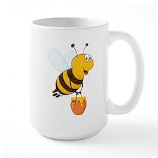 Honey Pot Bee Mugs
