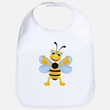 Thumbs up Bee Bib