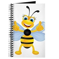 Thumbs up Bee Journal