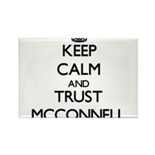 Keep calm and Trust Mcconnell Magnets