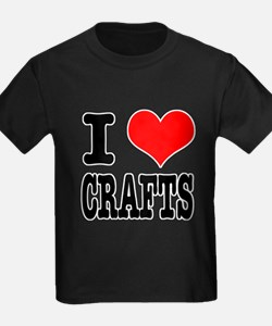 I Heart (Love) Crafts T