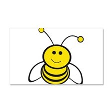 Bee-2 Car Magnet 20 x 12