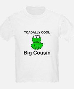 Toadally cool big cousin T-Shirt