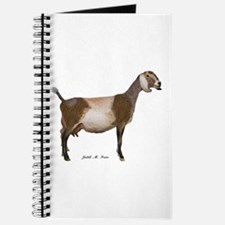 Nubian Dairy Goat Journal