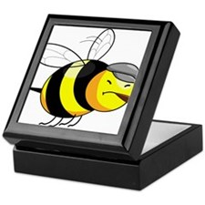 Cigar Bee Keepsake Box