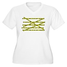 Police Lines T-Shirt