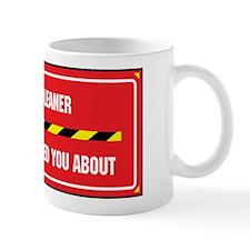 I'm the Dry Cleaner Mug