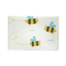 Bee Trio Magnets