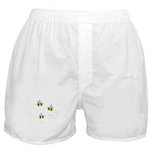 Bee Trio Boxer Shorts