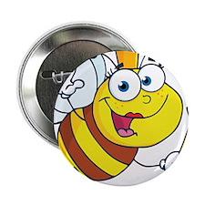 "Queen Bee-2 2.25"" Button (10 pack)"