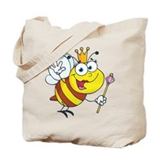 Queen Bee-2 Tote Bag