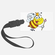 Queen Bee-2 Luggage Tag