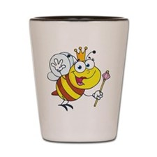 Queen Bee-2 Shot Glass
