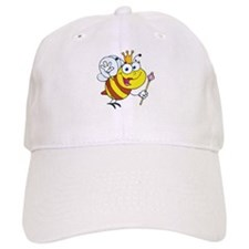 Queen Bee-2 Baseball Baseball Cap