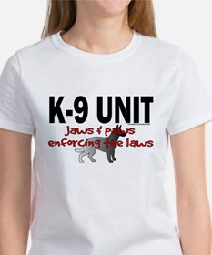 K9 UNIT: Jaws & Paws Tee