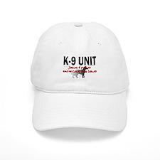 K9 UNIT: Jaws & Paws Baseball Cap