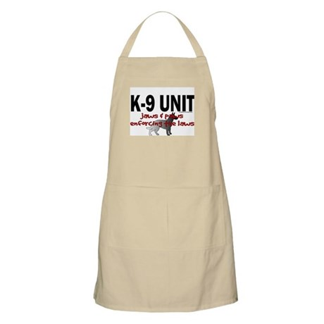 K9 UNIT: Jaws & Paws BBQ Apron