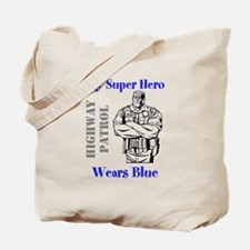 My Super Hero Police Tote Bag