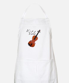Viola / Violin at an Angle Apron