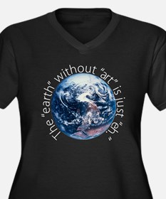 Earthart Plus Size T-Shirt