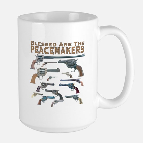 BLESSED ARE THE PEACEMAKERS Mugs