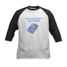 Future accountant Baseball Jersey